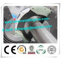 Quality Automatic Pipe Welding Machine Tube Fit Pipe Engineering , Butt Welding Machine for sale