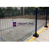 """Quality 358 Welded Wire Mesh Security Fencing 900-2500mm Height 3""""×0.5"""" Hole Size for sale"""
