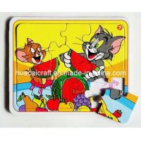 Quality Intellectual Paper Puzzle Cards (EP-006) for sale