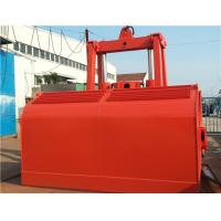 Quality Motor Electro Hydraulic Clamshell grab for sale