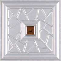 Quality Moisture - Proof 3D Leather Wall Panels For Home / Restaurants for sale
