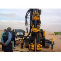 China Hydraulic Crawler Drills  SM300 With High Rotation Speed Rod Unscrew System on sale
