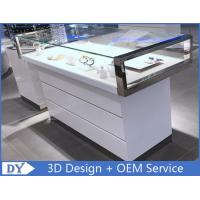China Fashion Showroom Display Cases / Shoe Display Unit Wooden Plus Metal Material on sale