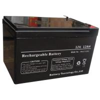 Quality Sealed Long Life Lead Acid Battery 12v12ah security system use UPS power supply for sale