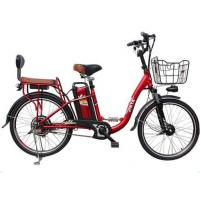 Quality New  design 24 inch 48v adult 2 wheeled  bike ,electric from china for sale