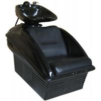 "Quality Lie Down Shampoo Chairs And Sinks Fiberglass , Reclining Shampoo Chair 33"" Height for sale"