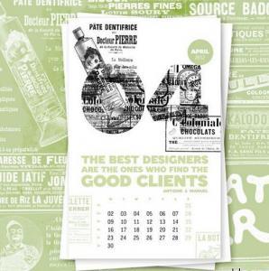Quality Customize company logo calendar Printing service for sale