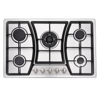 Quality High Efficient Gas And Electric Hob , Built In Oven And Hob Battery / Electric Ignition for sale