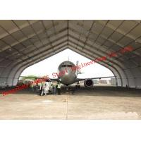 Buy cheap Flexible Design Prefabricated Steel Structure Aircraft Hangar Buildings Seismic from wholesalers