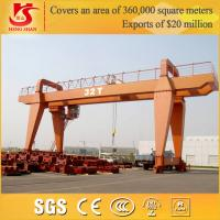 Quality Construction site use gantry crane for sale