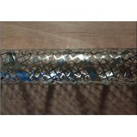 stainless steel 316L spiral welded perforated center pipe filter frame filter elements 304