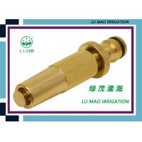 Quality Garden Water Spray Nozzles / Power Spray Nozzle For Garden Hose  for sale