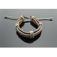 Quality Fashion Leather Jewelry Bracelet (LB-019) for sale