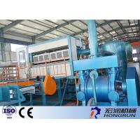 Quality Waste Paper Seedling Tray Manufacturing Machine , Egg Tray Plant Big Capacity for sale