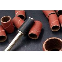 China Emery Cloth Sandpaper 400 Grit Circle Wheel Polishing Grinding Head Carpenter Root Carving Tools on sale