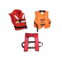 China SOLAS Approved/Neoprene/Nylon Foamed/Inflatable Life Jacket/Life Vest on sale
