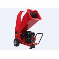 Quality Gasoline 15HP Wood Chipper Shredder / High Efficiency Wood Chipper Machine for sale