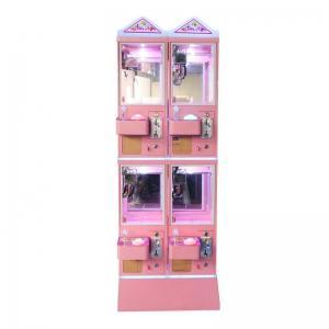 Quality Playground 4 Player Arcade Toy Grabber Doll Crane Machine for sale