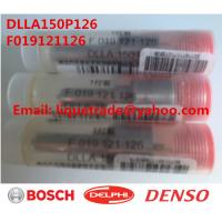 Quality BOSCH Genuine & New Fuel Injector Nozzle DLLA150P126 / F019121126 for sale