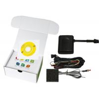China Smartphone Car Starter GSM Car Alarm System With LBS Locate & Auto Arm / Disarm Alarm on sale