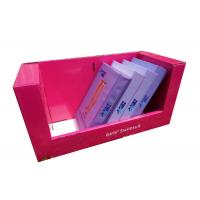 Best Corrugated cardboard counter display boxes , Girls decorative cardboard boxes Advertising wholesale