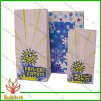 Best Promotional Recycled Kraft Customized Paper Bags With Handles wholesale