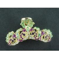 China Custom Fashion Jeweled Hair Accessories Handmade Hairpin Jewelry for Anniversary on sale