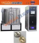 Stainless Steel Dental Crowns Ion PVD Plating Machine / Metal Coating Machine