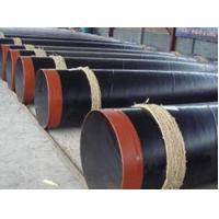 Quality API 5L API 5CT API 5DP Epoxy Coal Tar Pitch Coating Anti - Corrosion Steel Pipe For Drainage Pipe Network for sale