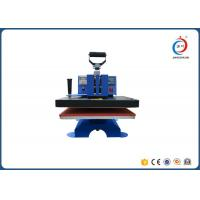 Quality Swing Away Jersey Sublimation Heat Press Machine 38 x 38cm 1 Year Warranty for sale
