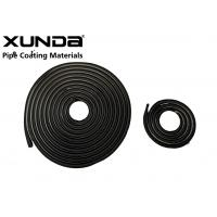 China 3/8 Square Or Round Type Butyl Rubber Putty For Auto Glass Black / Gray Color on sale