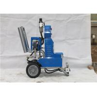 Efficient Polyurea Spray Machine 4-10kg/Min Max Output For Building Exterior Wall