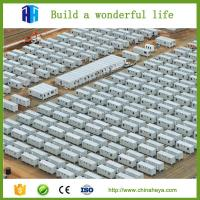 China CE certification mobile homes easy build container houses for sale on sale