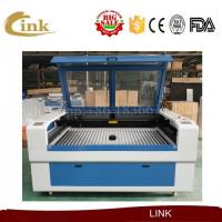 Quality Rotary Laser Engraving Cutting Machines , USB Interface CNC Acrylic Laser Cutter for sale