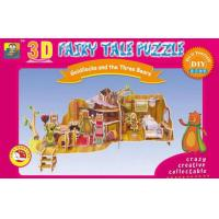 Quality Sell-best Qulity 3D Foam Paper Puzzle for sale