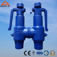 Quality Male Thread Pressure Safety Relief Valve (GAA27H) for sale