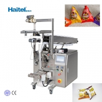 Quality 50bag/Min Triangle Granule Vertical Packaging Machine for sale