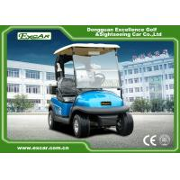 Buy A1S2 6*8V Battery GRAZIANO Electric Golf Car With Custom Bages / Cover at wholesale prices
