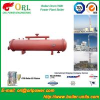 China Low Pressure Boiler Mud Drum CFB Boiler Spare Part ASTM Certification on sale
