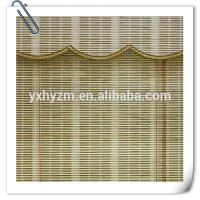 Quality Elegant Bamboo Roman Blinds , Natural Bamboo Roman Shades Customized Design for sale