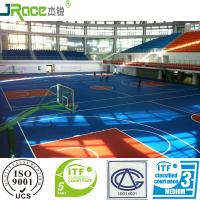 Quality Innovative Single Component Stadium Rubber Flooring for sale