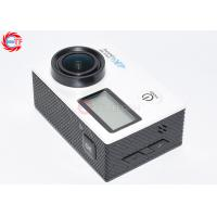 Quality White EN5A 4K WIFI Action Camera Dual Screen 170 Degree Super Wide Angle for sale