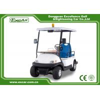 Quality EXCAR Mini Ambulance Golf Cart For Hospital With 1 Stretcher CE Certification for sale