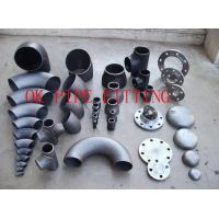 China Buttweld Fittings A234 WPB For use with API 5L, ASTM A106 & A53 Seamless Pipe on sale