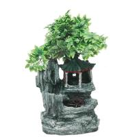 Buy cheap Garden Decoration Resin Water Fountain Rockery Fountain from wholesalers