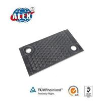 Quality Damping Rail Pad with HDPE, EVA Material for sale
