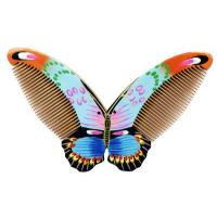 China Butterfly Pattern Wood Craft Gift on sale
