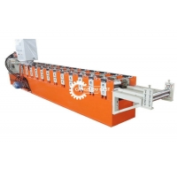 China High Hydraulic Cut Shutter Door Roll Forming Machine Siemens PLC System Full Automatic on sale
