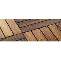 Quality teak outdoor parquet floor for sale