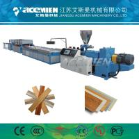Quality Online EIR SPC Flooring Machine Customized Color Wear Resisting Layer for sale
